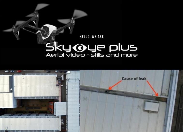 sky eye plus roof survey